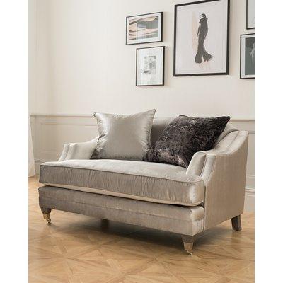 Belvedere Beige Snuggle Sofa