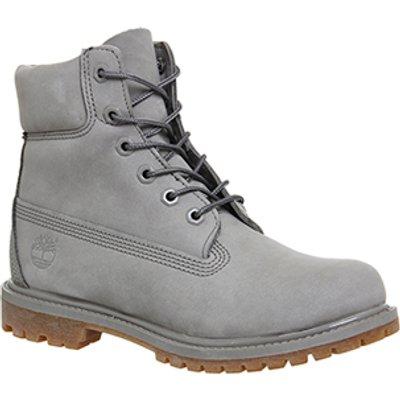 Timberland Premium 6 Boot STEEPLE GREY MONO,Tan Brown,Black,Grey