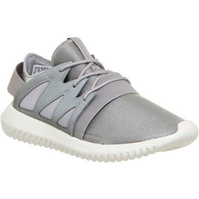 adidas Tubular Viral (w) METALLIC SILVER CLEAR GRANITE WHITE,Silver