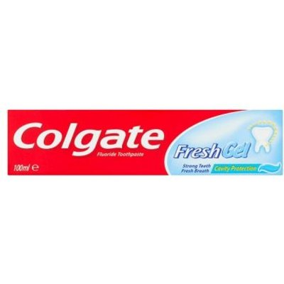 Colegate Blue Minty Fresh Gel Toothpaste 100ml