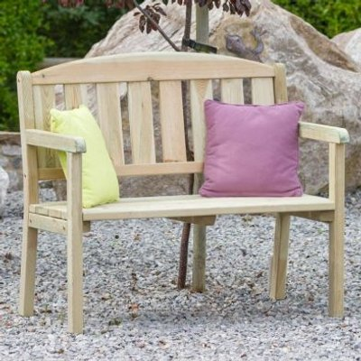 Caroline Two Seater Bench
