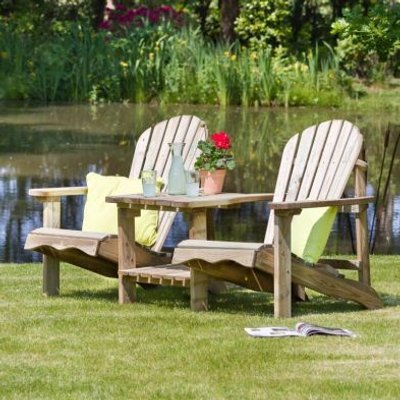 Lily Relax Garden Double Seat