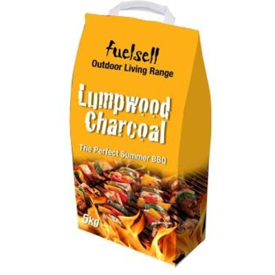 Fuelsell Lumpwood Charcoal (5kg)