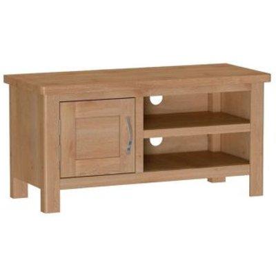 Sienna 2 Shelf 1 Door TV Unit