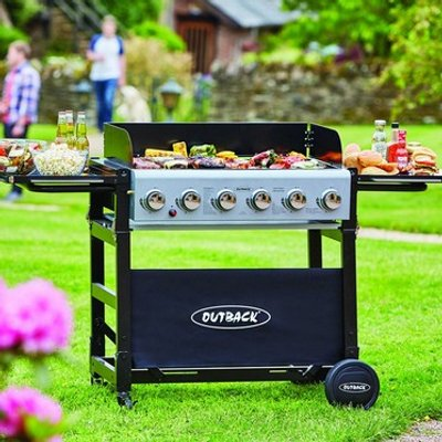 Outback Party BBQ 6 Burner Gas