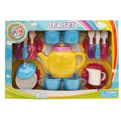 Lets Play Tea Set 29 Pieces
