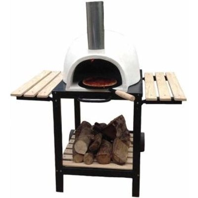 Pizzaro Chimalin AFC Pizza Oven Natural Clay
