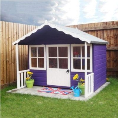 Shire Pixie Garden Playhouse 6' x 4'