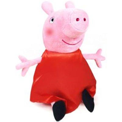 Plush Peppa Pig Plain Red