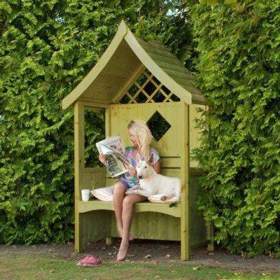 Shire Arum Garden Arbour 5' x 3'