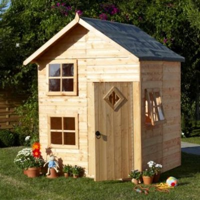 Shire Croft Garden Playhouse 5' x 5'