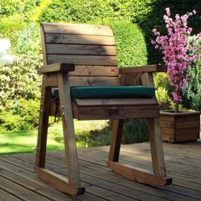 Charles Taylor Garden Rocker Chair