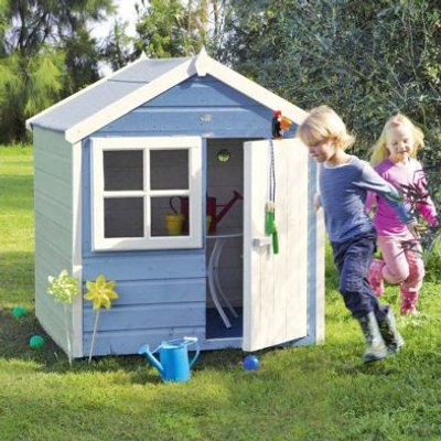Shire Garden Playhouse 4' x 4'
