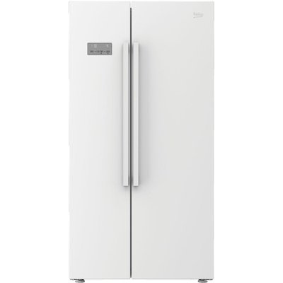 Beko ASL141W American-Style Fridge Freezer - White