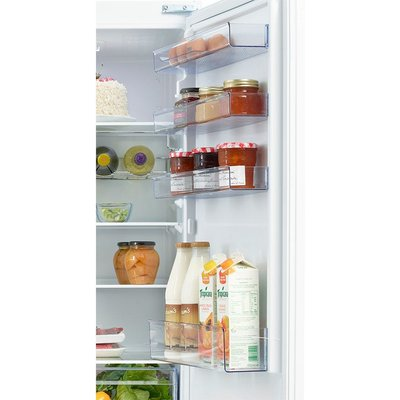 Beko BCSD173 Integrated Combi Fridge Freezer