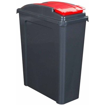Wham Recycling Bins 25 Litre Pack of 3