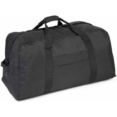 Members by Rock Medium Holdall and Duffle Bag 75cm, Black