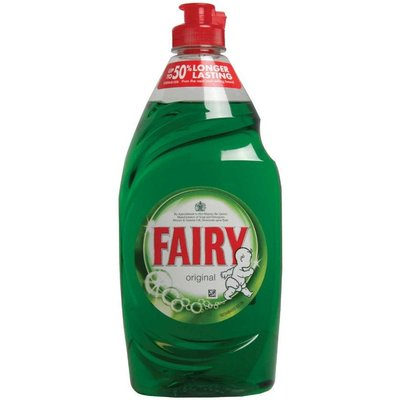 Fairy Washing Up Liquid 500ml - 4015600391980