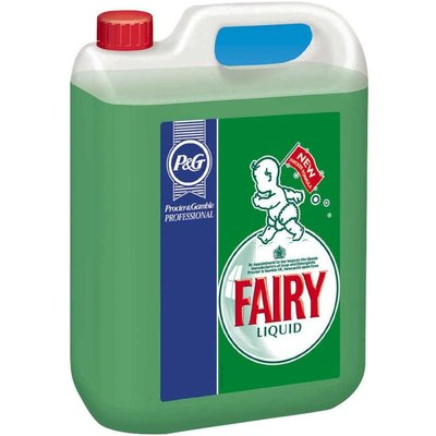 Fairy Washing Up Liquid 5 Litre - 5413149033511