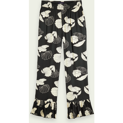 Scotch & Soda Länger geschnittene High-Rise Pyjamahose | SCOTCH & SODA SALE