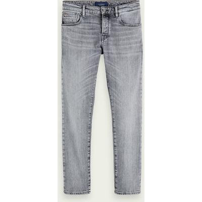 Scotch & Soda Ralston– Clock on Light, Regular Slim Fit Jeans aus Bio-Baumwolle