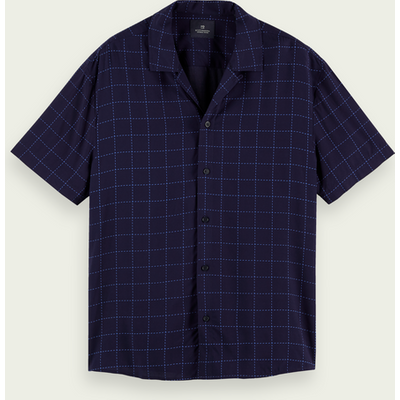 Scotch & Soda Leichtes, kurzärmliges Shirt mit Print | SCOTCH & SODA SALE