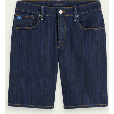Scotch & Soda Ralston Shorts – Blank Page, Slim Fit