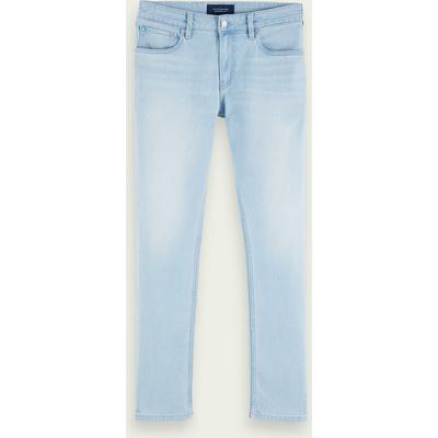 Scotch & Soda Skim– Light of Day, Super Slim Fit Jeans