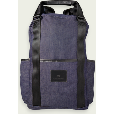 Scotch & Soda Denim-Rucksack