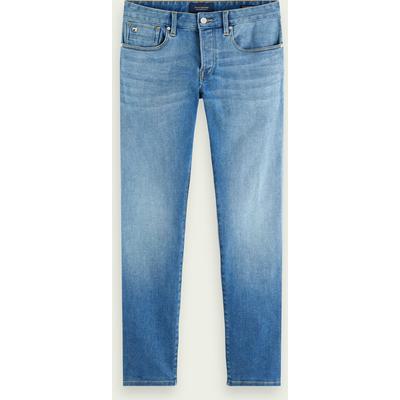Scotch & Soda Ralston – Spyglass Light, Slim Fit Jeans