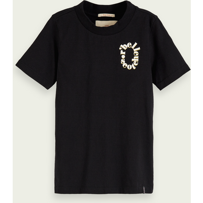 Scotch & Soda Bio-T-Shirt mit Motiv auf der Brust | SCOTCH & SODA SALE
