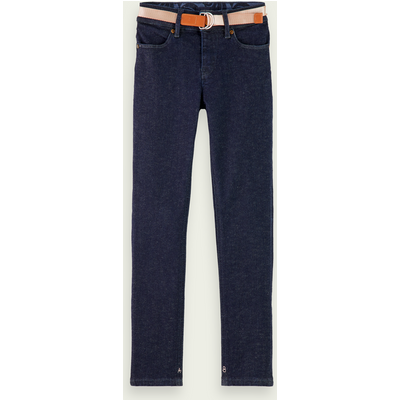 Scotch & Soda La Charmante – New Blauw Rinse, High Rise Skinny Jeans | SCOTCH & SODA SALE