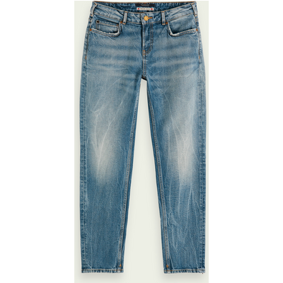 Scotch & Soda The Keeper– Paradise Seekers, Mid Rise Slim Fit Jeans aus Bio-Baumwolle