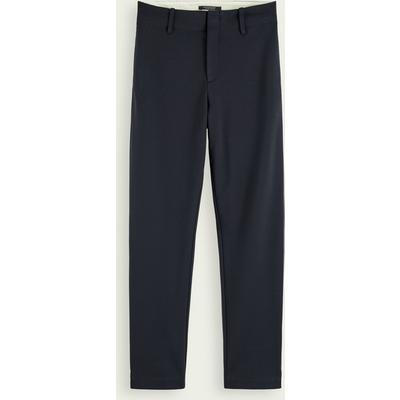 Scotch & Soda Tailored mid-rise stretch pants