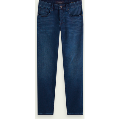 Scotch & Soda Ralston– Spyglass Dark, Regular Slim Fit Jeans