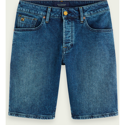 Scotch & Soda Ralston Shorts – Blazing Sky, Slim Fit