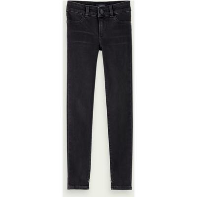 Scotch & Soda La Milou – Black Rock, Super Skinny Fit Jeans