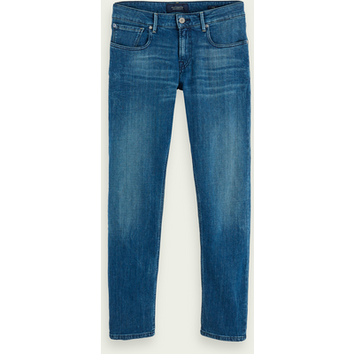 Scotch & Soda Tye–Daily Icon, Mid Rise Slim Carrot Fit Jeans