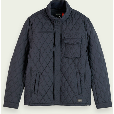 Scotch & Soda Mittellange Steppjacke | SCOTCH & SODA SALE