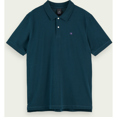 Scotch & Soda Pique cotton polo shirt | SCOTCH & SODA SALE