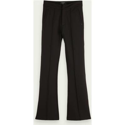 Scotch & Soda High-rise flared trousers
