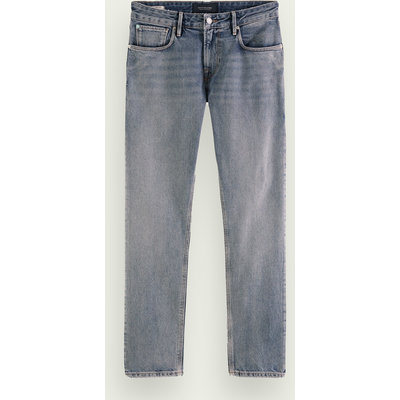Scotch & Soda Tye– Dive Right In, Mid Rise Slim Carrot Fit Jeans