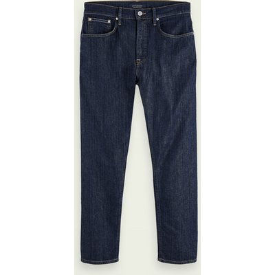 Scotch & Soda Dean– Blank Page, Loose Tapered Fit Jeans