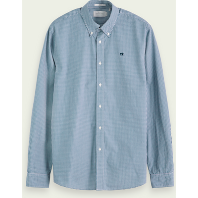 Scotch & Soda Popelin-Shirt, Relaxed Fit | SCOTCH & SODA SALE