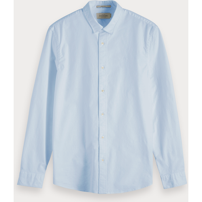 Scotch & Soda Klassisches Oxford-Shirt, Relaxed Fit
