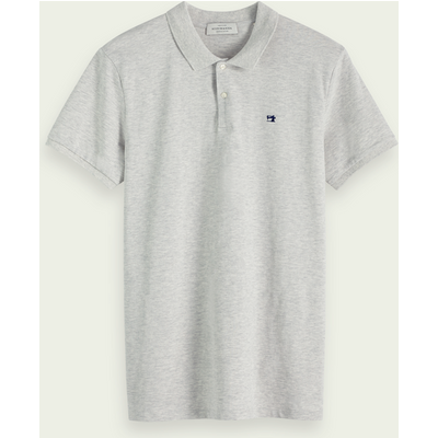Scotch & Soda Piqué-Polohemd