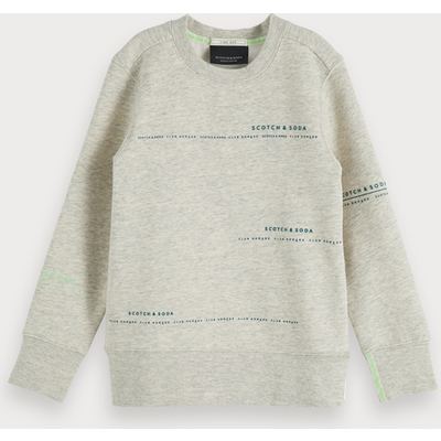 Scotch & Soda Sweatshirt mit Logo
