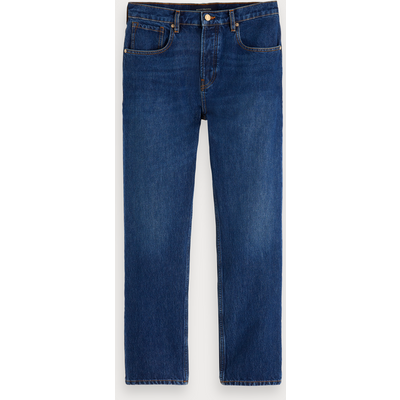 Scotch & Soda The Norm – The Blue Gang, High-Rise Straight Fit