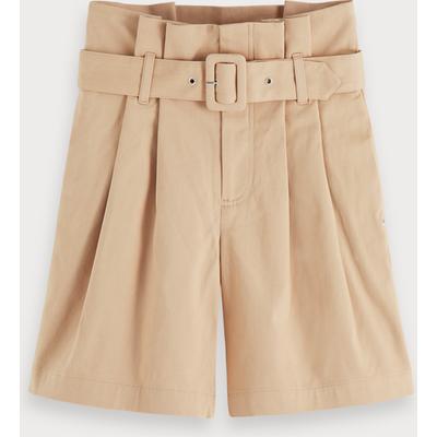 Scotch & Soda Shorts mit Paperbag-Bund
