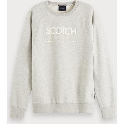 Scotch & Soda Sweatshirt mit Artwork